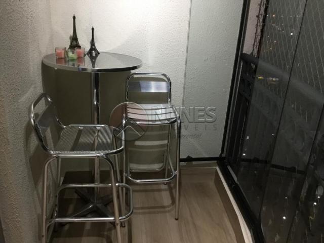 Apartamento à venda com 3 dormitórios em Km 18, Osasco cod:354131 - Foto 17