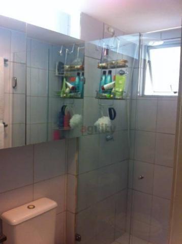 Apartamento com 2 dormitórios à venda, 63 m² por r$ 150.000 - pitimbu - natal/rn - Foto 6