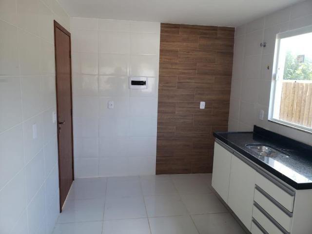 Casa duplex de primeira locação com 2 quartos e vaga em Itaiocaia Valley - Foto 9