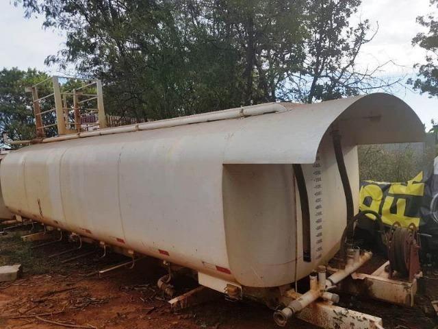 Tanque pipa, marca Impacto, capacidade 20.000 litros, com proteção de epóxi, ano 2014 - Foto 4