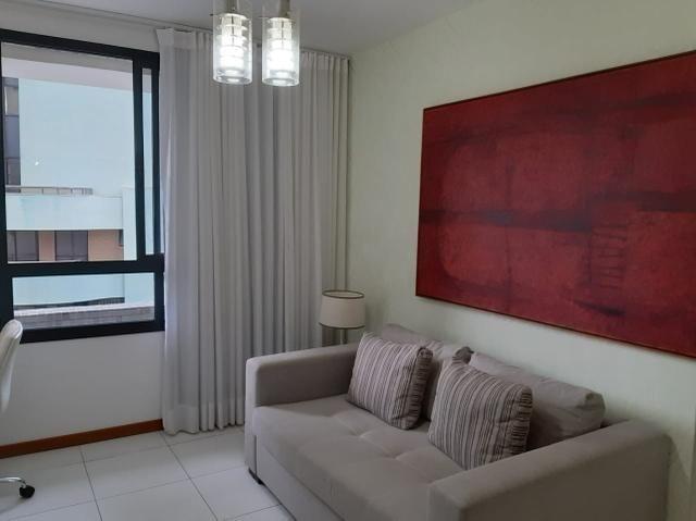 Apartamento 2 suítes Aquarius porteira fechada - Foto 17