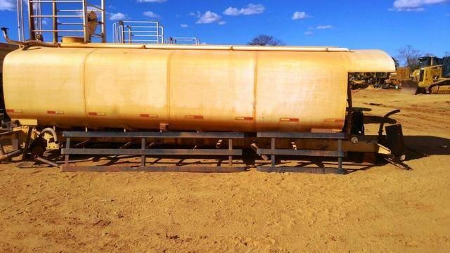 Tanque pipa, marca Impacto, capacidade 20.000 litros, com proteção de epóxi, ano 2014 - Foto 2
