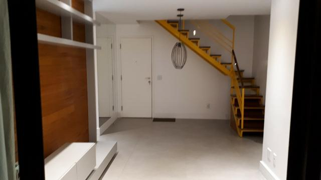 Cobertura duplex de luxo na Tijuca 210 m²