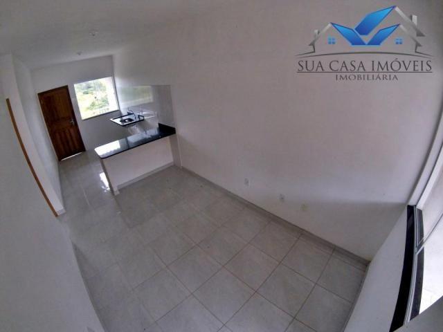 Casa à venda com 2 dormitórios em Residencial centro da serra, Serra cod:CA85V - Foto 2