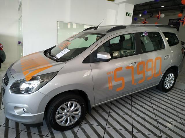 Gm - Chevrolet Spin LTZ 1.8 8V Econo.Flex 5p Aut - Foto 2