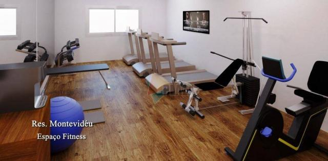 Apartamento à venda, 86 m² por r$ 425.927,00 - vila guilhermina - praia grande/sp - Foto 7