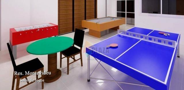 Apartamento à venda, 86 m² por r$ 425.927,00 - vila guilhermina - praia grande/sp - Foto 6