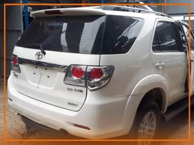 Motor Parcial Toyota Hilux 3.0 171cv Diesel 2012 (Base Troca)