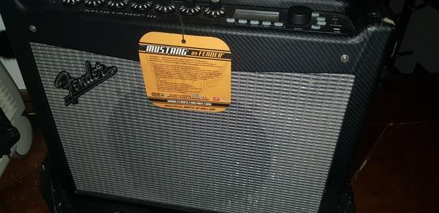 Amplificador Fender Mustang 3
