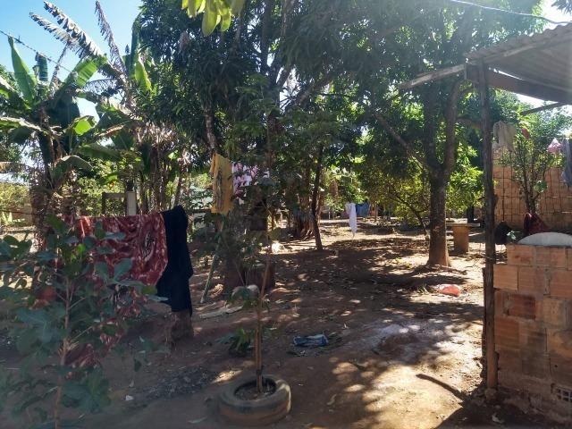 Chácara localizada em Águas Lindas 2000m² - Foto 7
