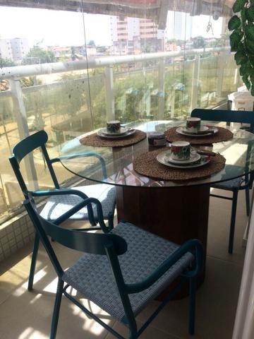 (ESN) Apartamento a venda Helbor Parque Clube 56m cozinha integrada a varanda - Foto 3