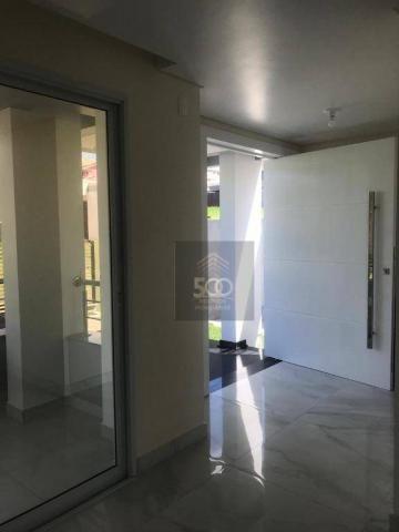 Ca0054 - casa com 4 dormitórios à venda, 380 m² por r$ 1.490.000 - cidade universitária pe - Foto 12