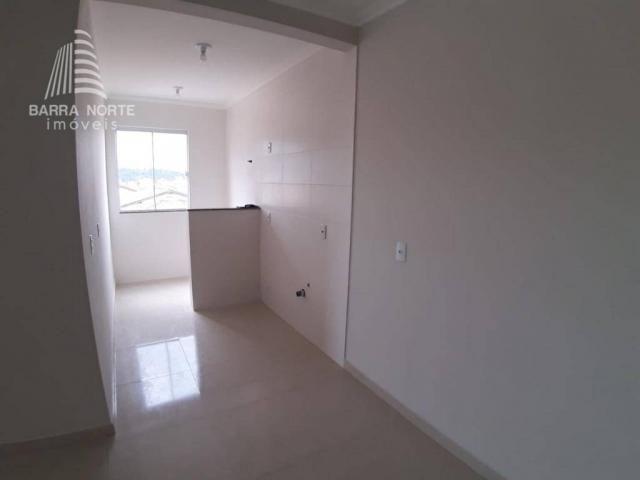 Apartamento com 2 dormitórios para alugar, 64 m² por r$ 1.200,00/mês - ingleses - florianó - Foto 3