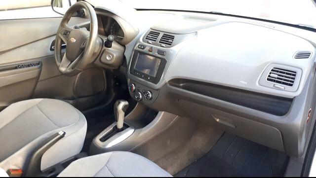 Chevrolet Cobalt LTZ 1.8 AUT 2015 - Foto 6
