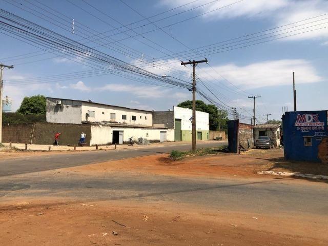 Lote De Esquina No Parque Oeste Industrial - 1.996 Metros - Ótimo Para Galpão - Foto 8