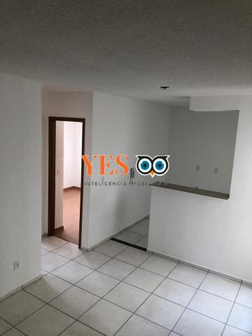 Apartamento residencial para Locação, Sim, Feira de Santana, 2 dormitórios, 1 sala, 1 banh - Foto 15