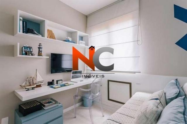 Apartamento com 3 dorms, nobre norte clube residencial - r$ 474 mil. - Foto 6