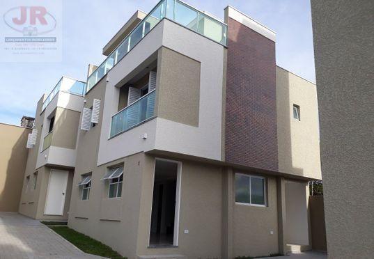 Casa de condomínio à venda com 2 dormitórios em Boa vista, Curitiba cod:SB241