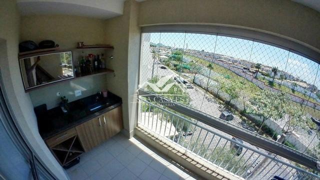 BN- Apartamento porteira fechada 3Qts- com suíte no Itaúna Aldeia Paque - Foto 19