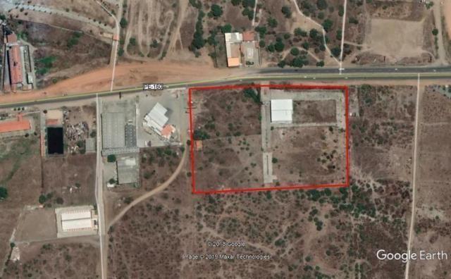 Galpão/depósito/armazém à venda em Malaquias cardoso, Santa cruz do capibaribe cod:GA01I - Foto 10