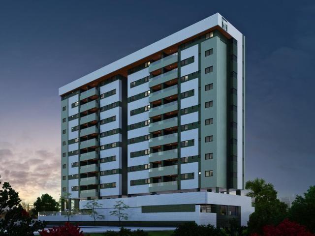 Apartamento à venda com 3 dormitórios em Gruta de lourdes, Maceió cod:74648 - Foto 3