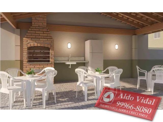 ARV112- Apartamento novo 2 quartos em Jardim Limoeiro - Foto 6