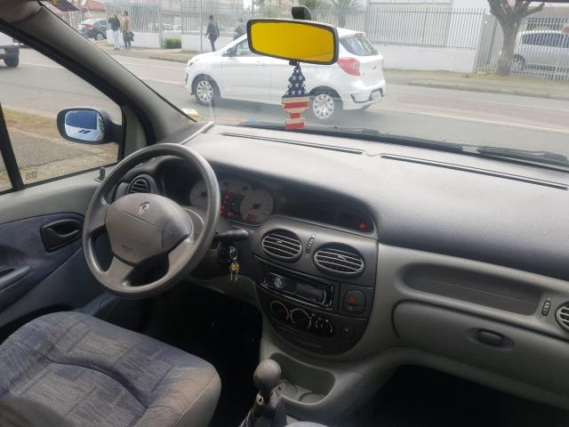 Renault - Scenic 1.6 Rxe - Repasse - Financio 100% - Foto 3