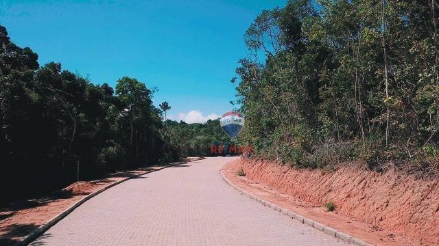 Terreno à venda, 2045 m² por r$ 368.276 - arraial d'ajuda - porto seguro/ba - Foto 13