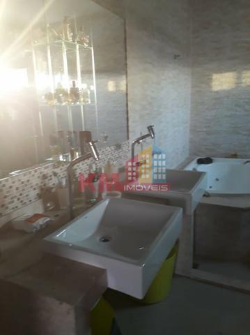 Aluga-se casa alto padrão com piscina no Ninho residencial - KM IMÓVEIS - Foto 7
