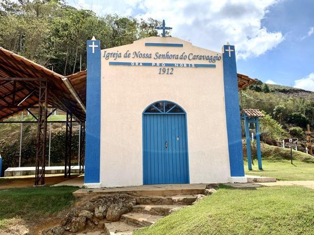 Linda chácara em Santa Teresa frente vale do Caravagio - Foto 18