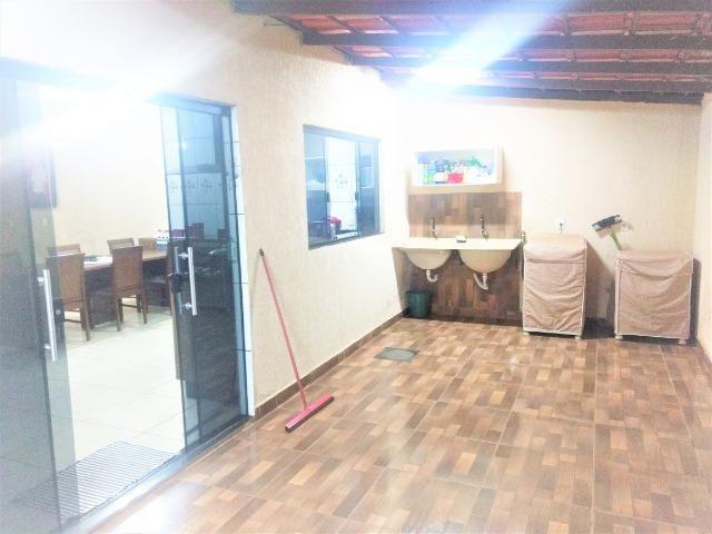 Casa no Incra 07, atras do atacadão dia a dia alto padrão, lote de 850 m² - Foto 19