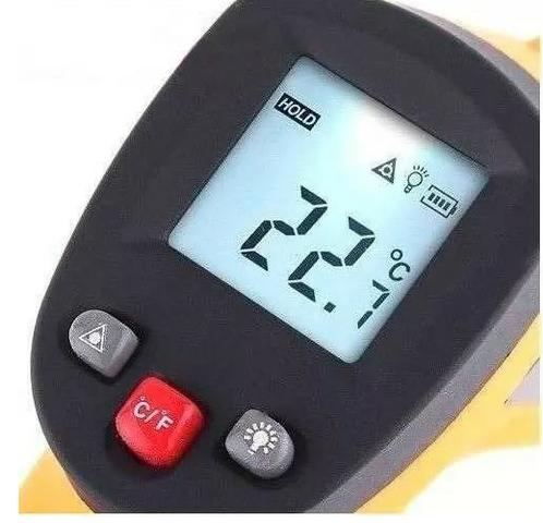 (NOVO) Termômetro Digital Infravermelho B-max -50°c +420°c - Foto 4