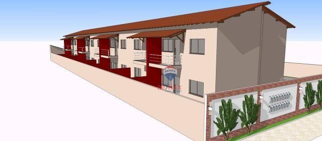 Apartamento com 2 dormitórios à venda, 65 m² por r$ 165.000,00 - cambolo - porto seguro/ba - Foto 11
