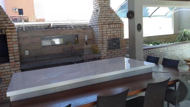 Apartamento para alugar com 3 dormitórios em Lagoa nova, Natal cod:LA-11237 - Foto 17