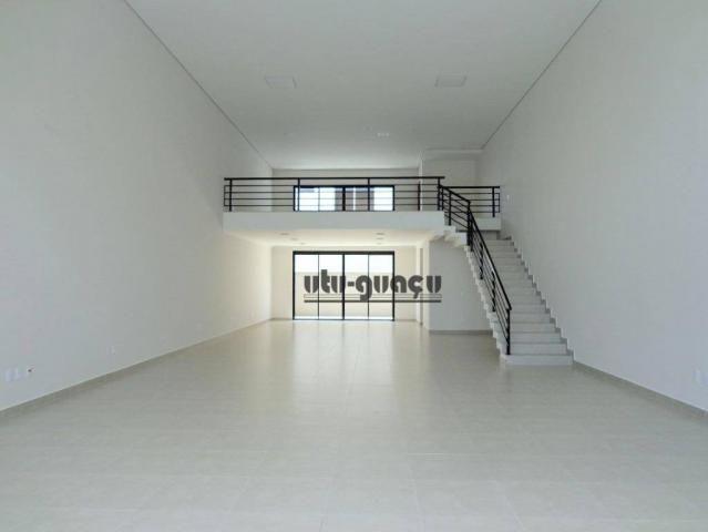 Salão para alugar, 220 m² por r$ 4.200/mês - itu novo centro - itu/sp - Foto 2