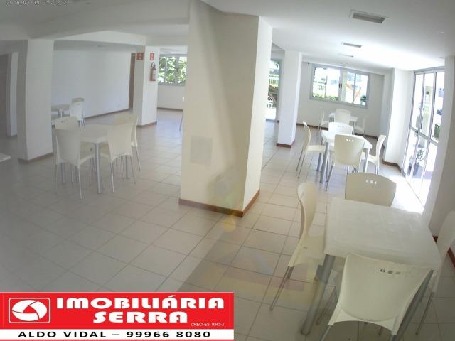 ARV132- Apto com Varanda gourmet, Home Office, 1 ou 2 vagas de garagem, em Colinas. - Foto 9