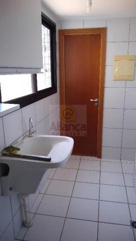 Apartamento para alugar com 3 dormitórios em Lagoa nova, Natal cod:LA-11237 - Foto 3