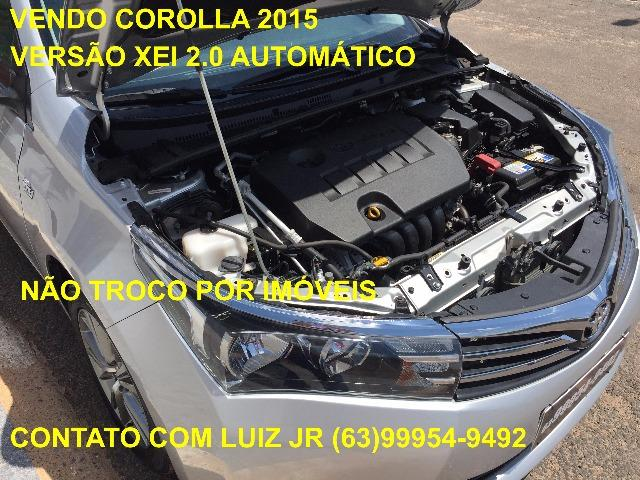 Corolla Xei 2015 - 04 pneus Michelin Zero - Documento pago - Estado de Zero - Foto 17