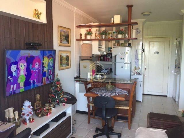 Apartamento com 2 dormitórios à venda, 65 m² por r$ 324.000 - ingleses - florianópolis/sc - Foto 4