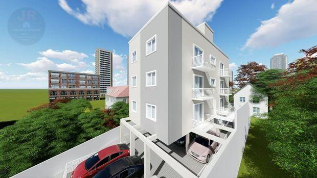 Apartamento à venda com 2 dormitórios em Jardim palmital, Colombo cod:AP217
