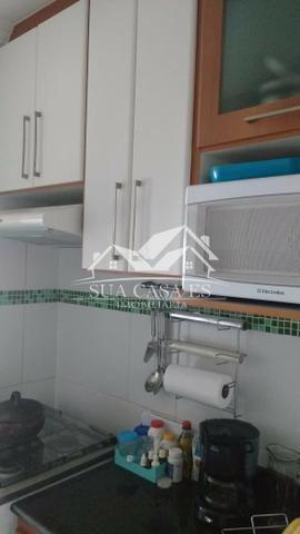 NE- Apartamento no Condomínio Costa do Marfim, em Valparaíso - Foto 5