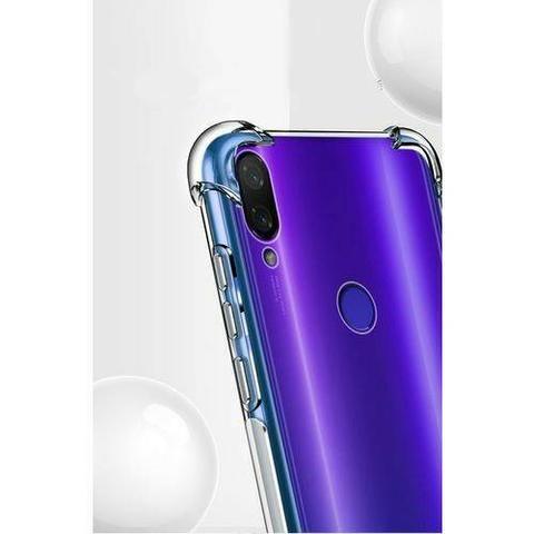 Capa Anti Impacto Xiaomi - 100% silicone (Todos modelos) - Foto 3