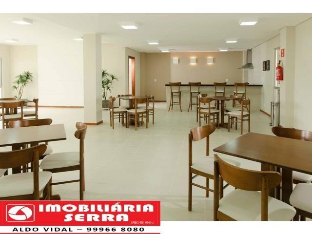 ARV132- Apto com Varanda gourmet, Home Office, 1 ou 2 vagas de garagem, em Colinas.