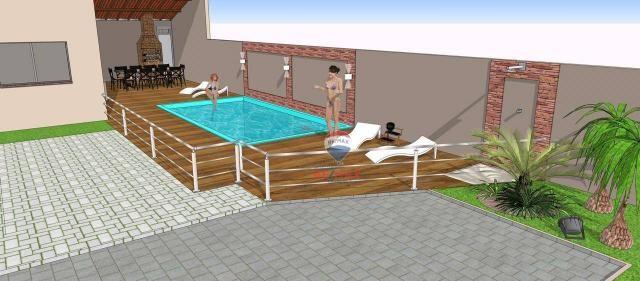 Apartamento com 2 dormitórios à venda, 65 m² por r$ 165.000,00 - cambolo - porto seguro/ba - Foto 4