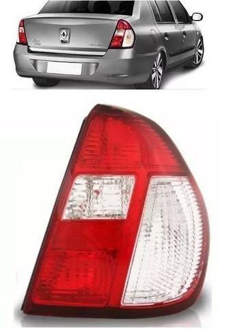 Lanterna Renault Clio Sedan 2004 2005A 2011 Direito Original - Foto 6