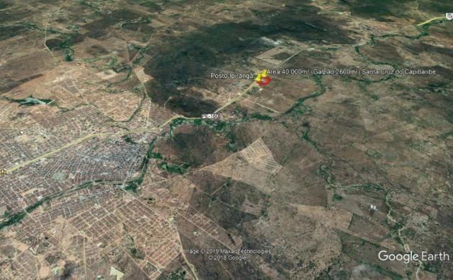 Terreno à venda em Malaquias cardoso, Santa cruz do capibaribe cod:TE02H