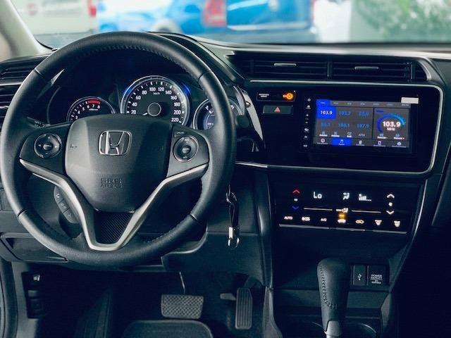 Honda City 2018/2018 - Apenas 4324 km Top de Linha !!! - Foto 4