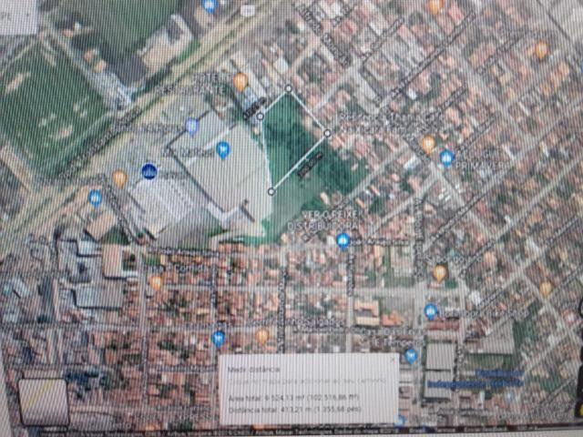 Vendo área escriturada no centro da Cidade Nova, próximo ao aeroporto colado ao Mix Mateus