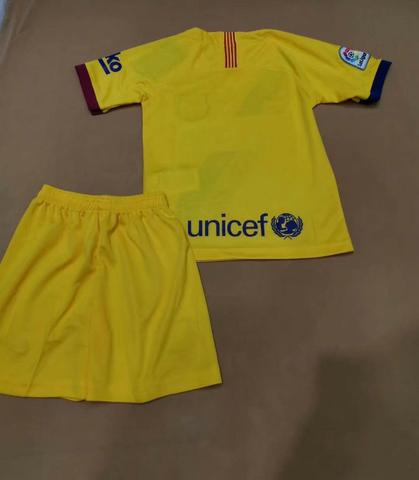Kit Infantil Barcelona Away 2019/2020 - Foto 3
