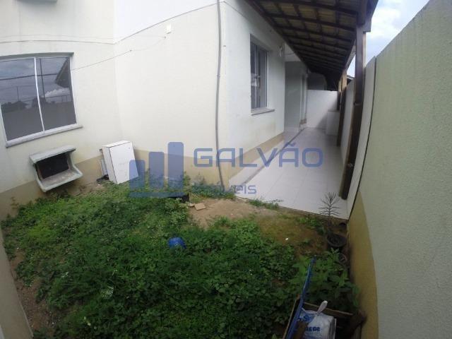 JG. Apartamento de 2 quartos com quintal em Colina de Laranjeiras - Foto 8